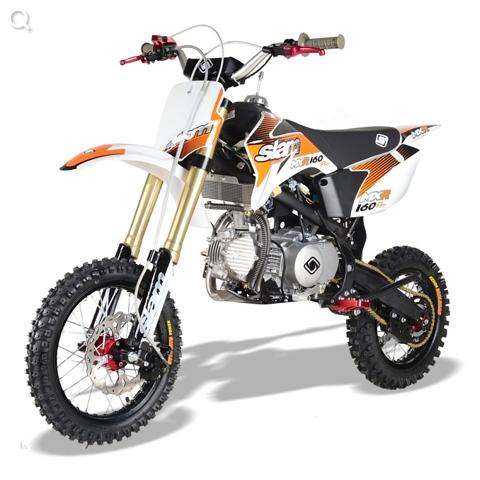 MXR160 PRO - 160cc PIT BIKE